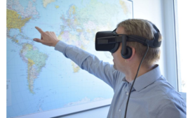 Learning in a Virtual Environment