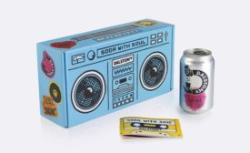 Dalston's Soda Secondary Packaging Offers Soda with Soul