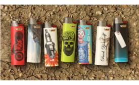 BIC Lighters Rebranded for Wider Audience Including Millennials