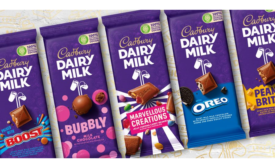Cadbury Gets New Global Brand Design for Iconic Chocolate Bars