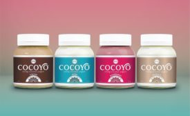 Cocoyo Yogurt Stands Out with New Colorful Labels