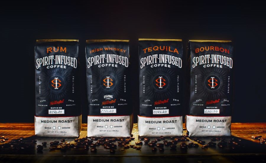 Fire Department Coffee Gets New Look for Spirit-Infused Varieties