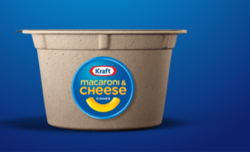 Kraft Developing and Testing Its First Recyclable Fiber-Based Microwavable Cup