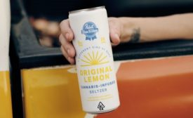 PBR Launches Cannabis-Infused Seltzer