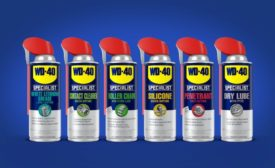 WD-40 Specialty Line Gets Redesigned for Easy Recognition