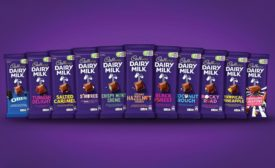 A Taste of the Iconic Cadbury's Redesign