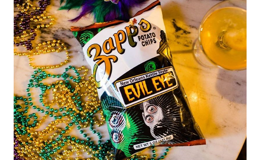 New Orleans Chip Brand Design Reflects City