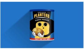 Planters Mascot Mr. Peanut Redesigned as Baby Nut