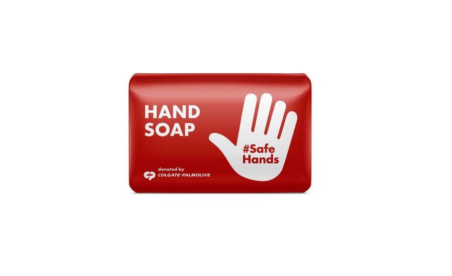 Colgate-Palmolive Donates Bars of Soap for WHO Campaign
