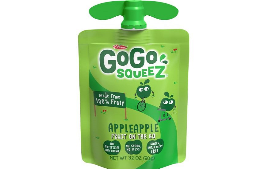 GoGo squeeZ Sets 2022 Date to Create Recyclable Packaging