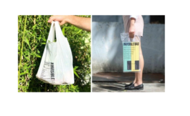 Hong Kong Startup Launches Plastic Bag that Dissolves in Hot Water