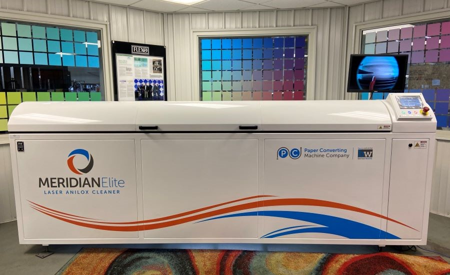 Meridian Elite next-generation laser cleaner by PCMC