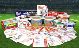 Prairie Farms Offers 10 Days of Dairy Prizes Celebrating Super Bowl