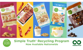Kroger's Adds Recycling Program for Simple Truth Private Brand