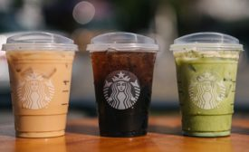Starbucks Strawless Lids for Cold Beverages Now Available in U.S.