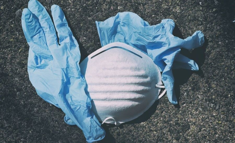 Solid Waste Assn. of North America Publishes Guidance on Disposing of Gloves, Masks