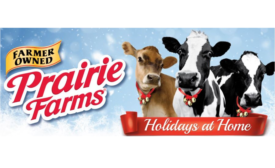 Holidays at Home Sweepstakes from Prairie Farms Offering Weekly Dairy Prizes