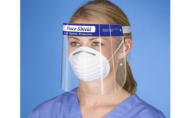 HLP Klearfold Supplies Face Shields Worldwide to Combat COVID-19 Pandemic