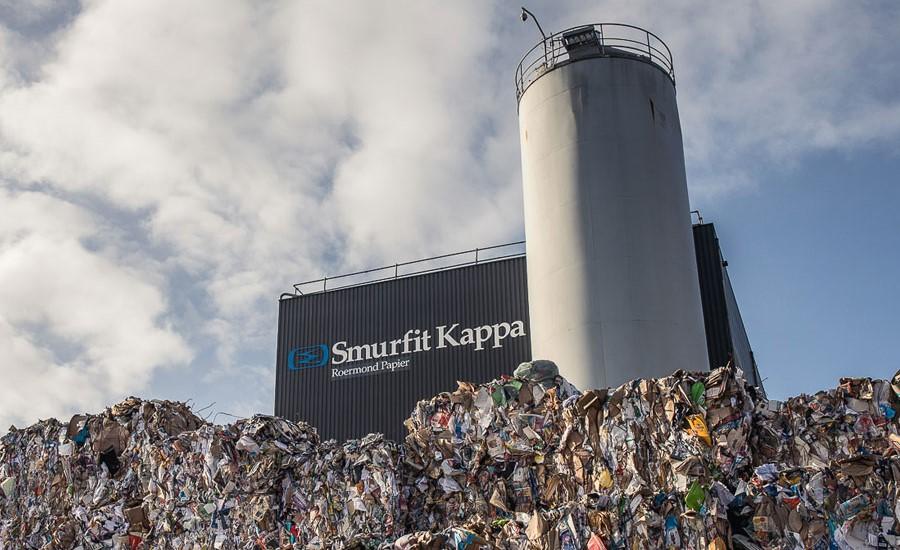 Smurfit Kappa Cuts CO2 Emission by 32%