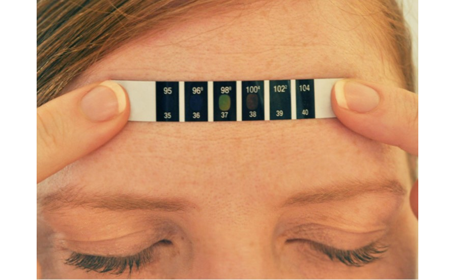 Hands-Free Forehead Thermometers for Workplace Safety