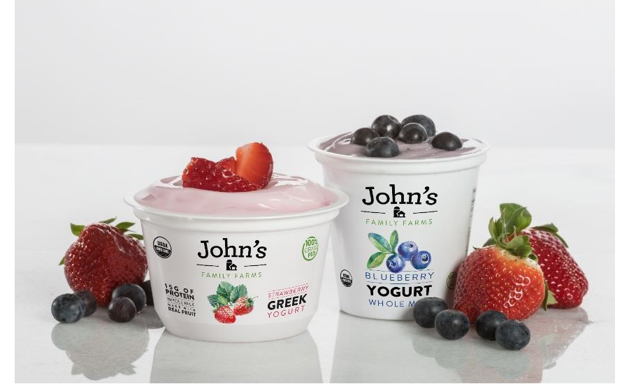 Fabri-Kal Launches New Line of Dairy Containers