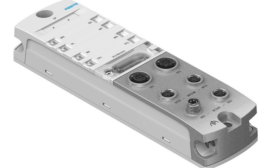 Festo Launches Next-Generation Remote I/O System