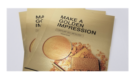 New Gilt Metalized Printable Laminate Film Launches