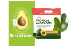 Hazel Technologies Launches Sachet to Extend Shelf Life for Produce