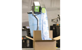Pregis Pairs Color-Rich Tissue Paper with High-Speed Automation System