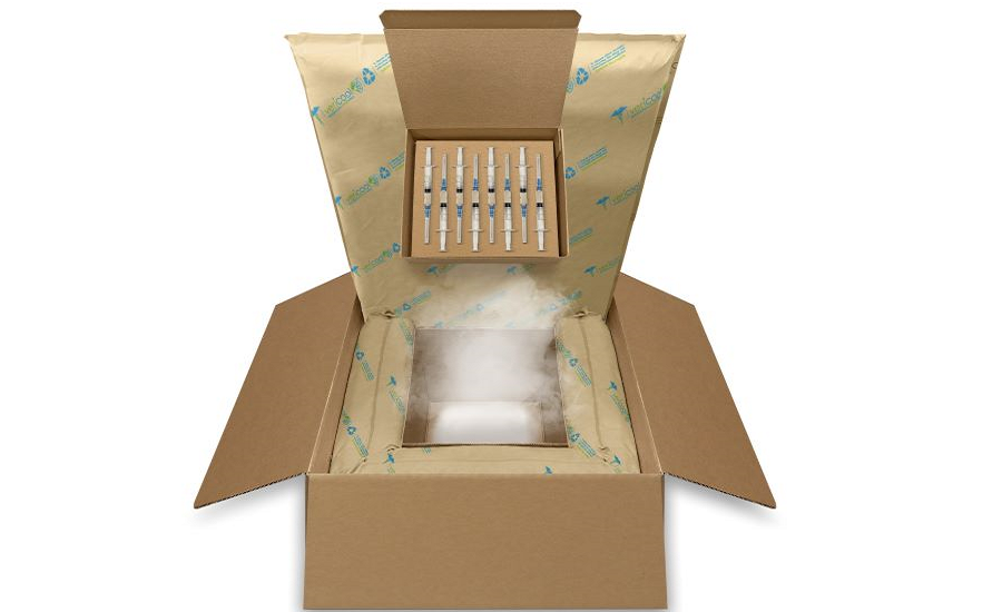 Vericool to Launch Vaccine Recyclable and Compostable Shipping Cooler