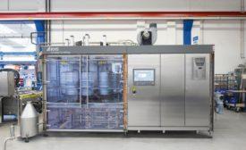 KHS Reveals New Markets for Compact Flash Pasteurizer