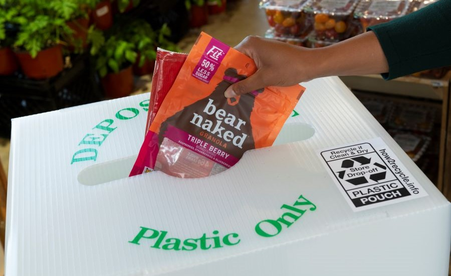 Kashi's Bear Naked Granola Moves to Flexible Packaging