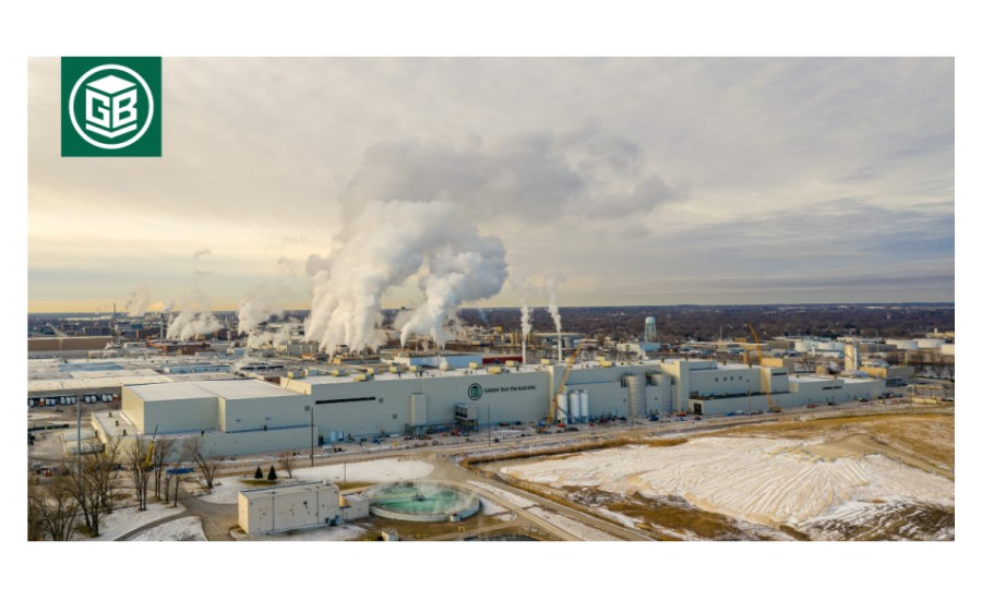 Green Bay Packaging New Paper Mill Begins Production