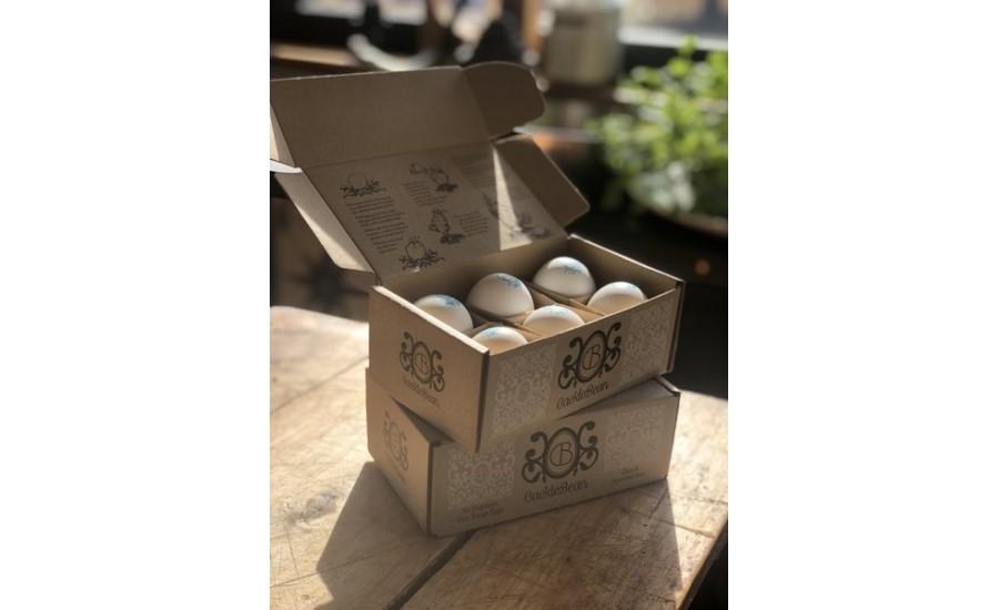 Saica Group and Cacklebean Create Egg Packaging