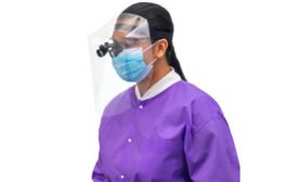 Clear-All Face Shield