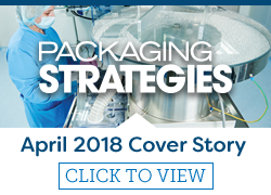 Packaging Strategies April 2018 Cover Story