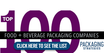 Packaging Strategies Top 100 Food and Beverage Companies