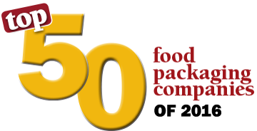 Packaging Strategies Top 50 Food Packaging Companies 2016