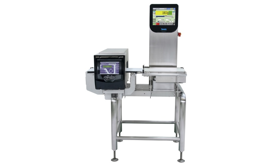Yamato introduces checkweighing and metal detection mounted in single compact design
