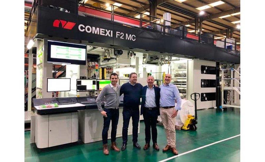 Morancé Soudure Acquires Second Comexi Machine