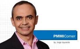Jorge Izquierdo, PMMI