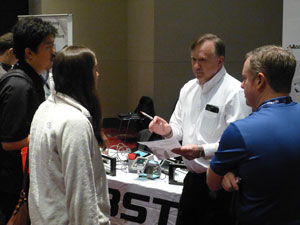 Converters Expo draws from regional & national exhibitors and attendees