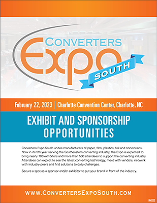Converters Expo South Prospectus