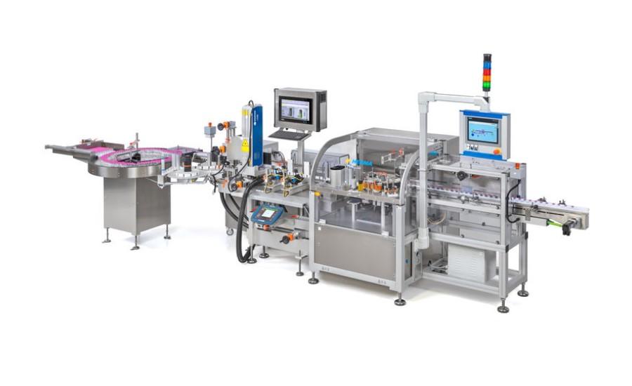 HERMA US Inc. Introduces Continuous Labeling Capabilities for Premium Pharma Wrap-Around Labeler