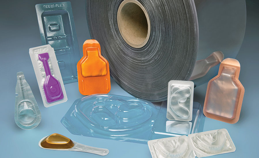 Tekni-Plex pharmaceutical packaging materials