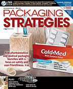 Packaging Strategies April 2016 Cover