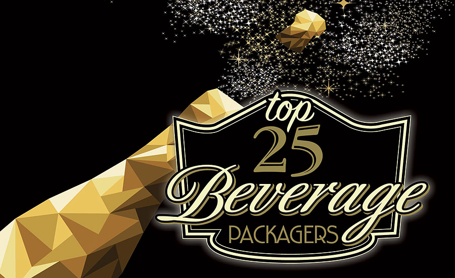 The 2016 top 25 beverage packaging companies