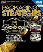 Packaging Strategies August 2016 Cover