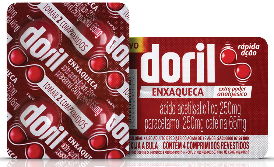 Doril Enxaqueca Coldform