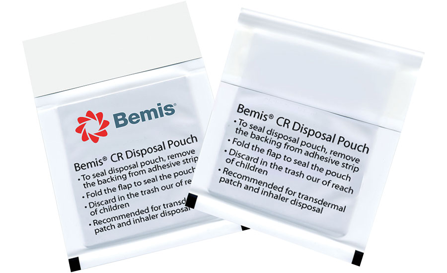 Bemis CR Disposal Pouch